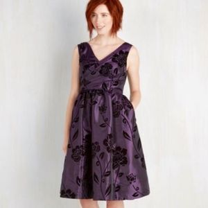 Posh of the Party Dress by Modcloth